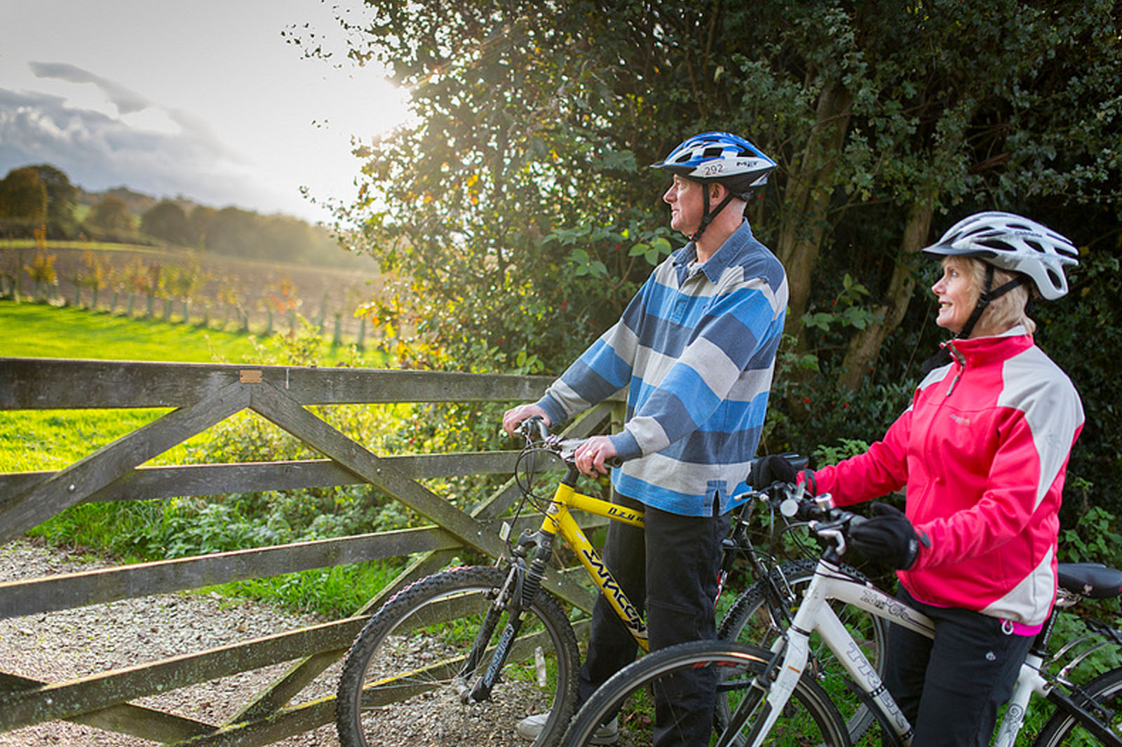 See the real countryside whilst cycling in the Weald of Kent - by Explore Kent