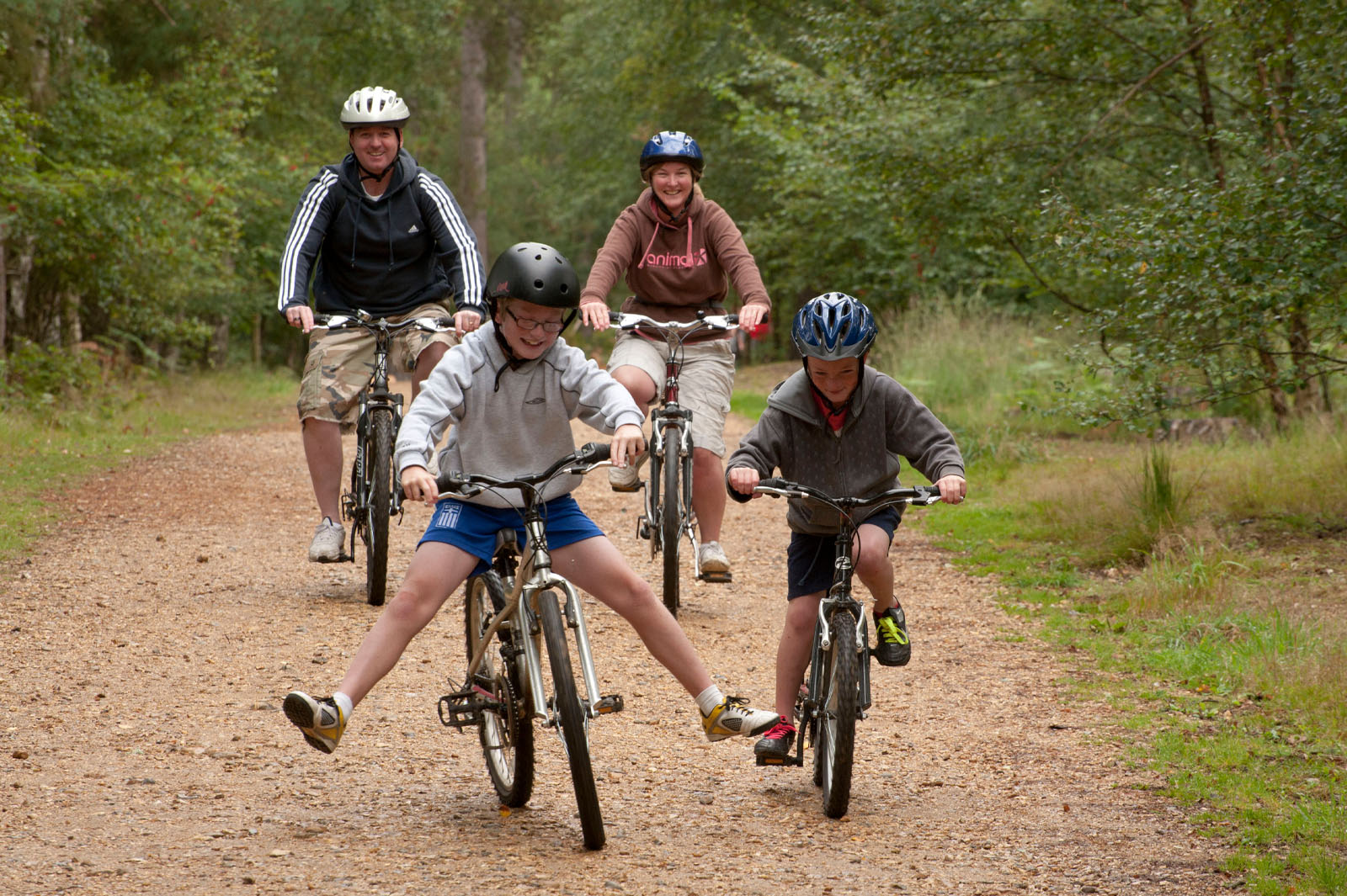 Family Cycle Trails - Bedgebury National Pinetum & Forest