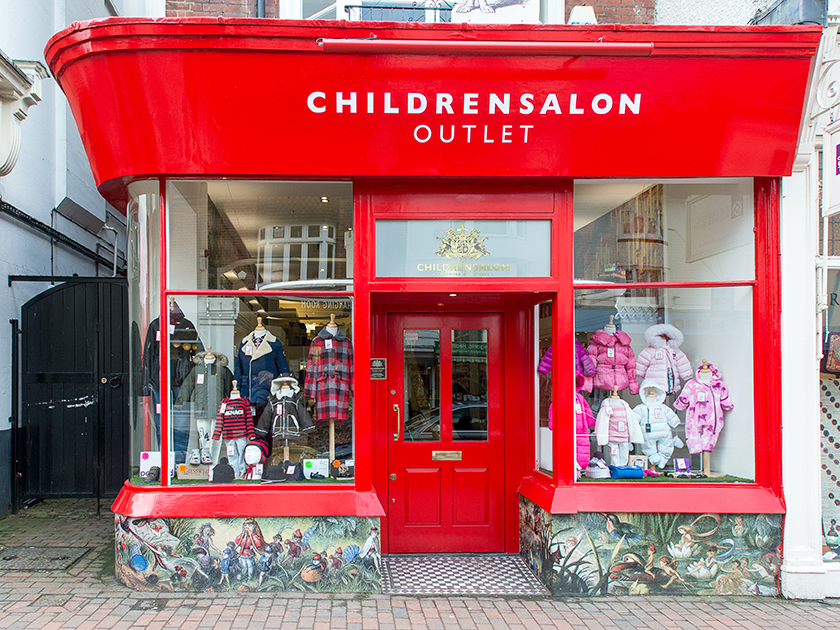 Childrensalon outlet, Royal Tunbridge Wells