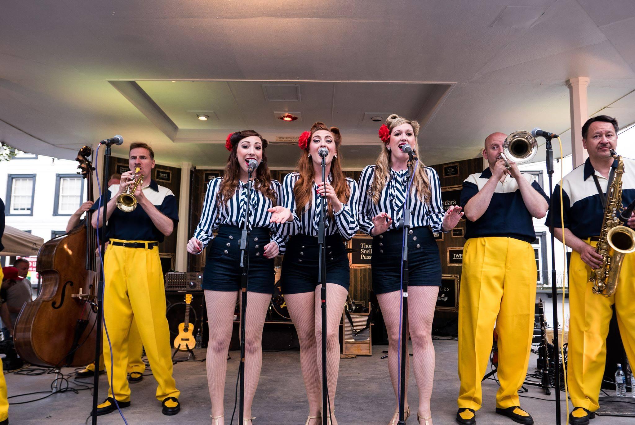 Jazz On The Pantiles Returns
