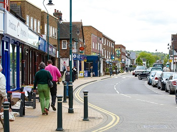 Say Hi to your High Street continues in Paddock Wood