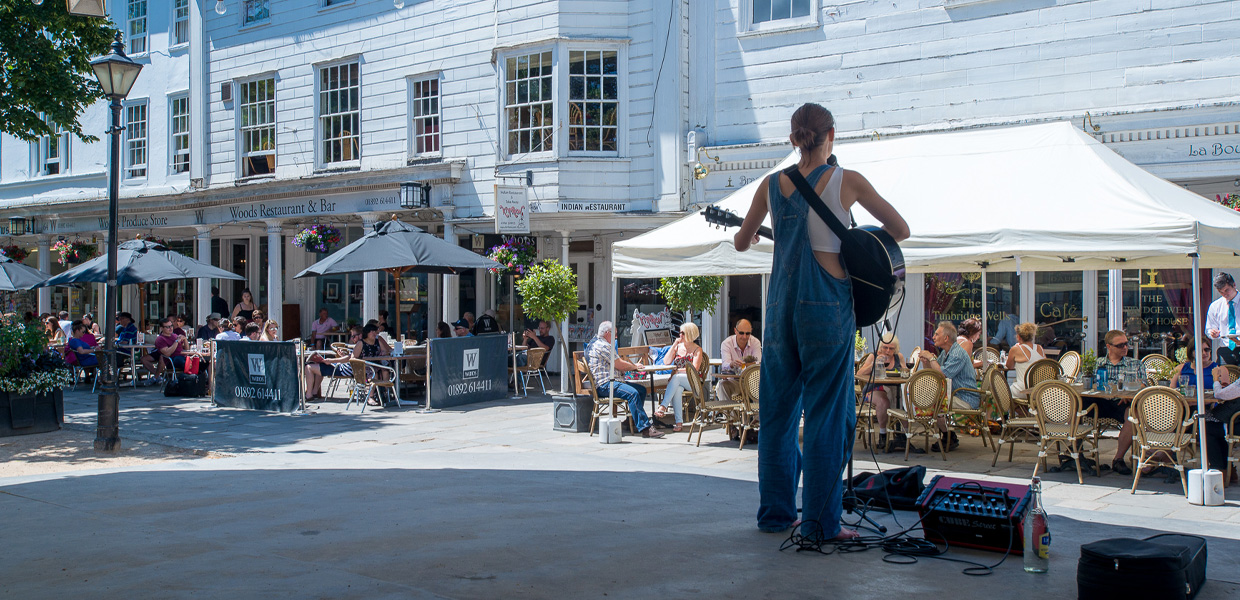What's on this Summer in Tunbridge Wells
