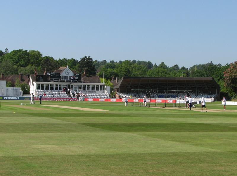 Image of The Nevill Cricket Ground