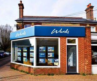 Image of Wards Estate Agents front of store