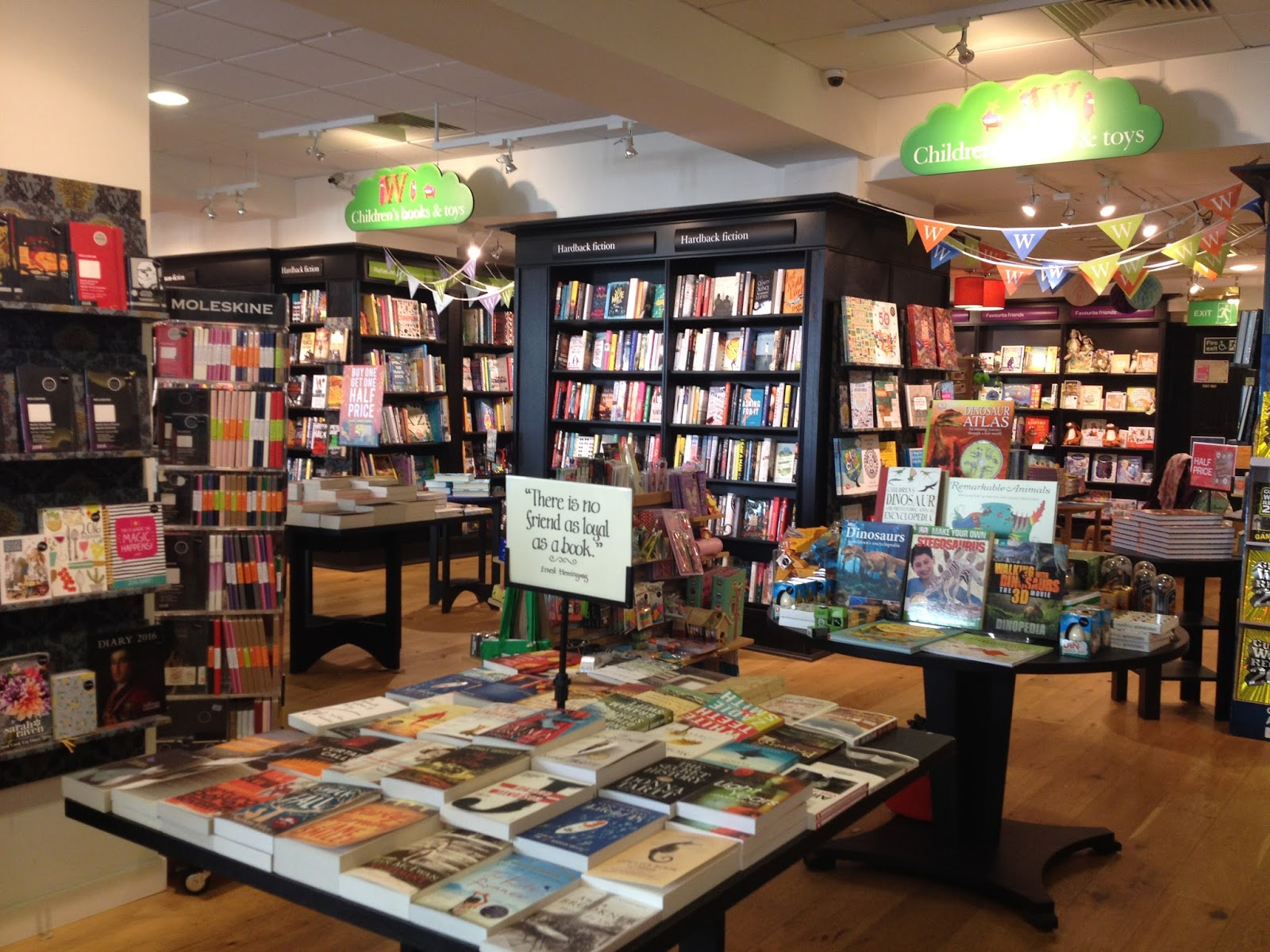 Image of Waterstone