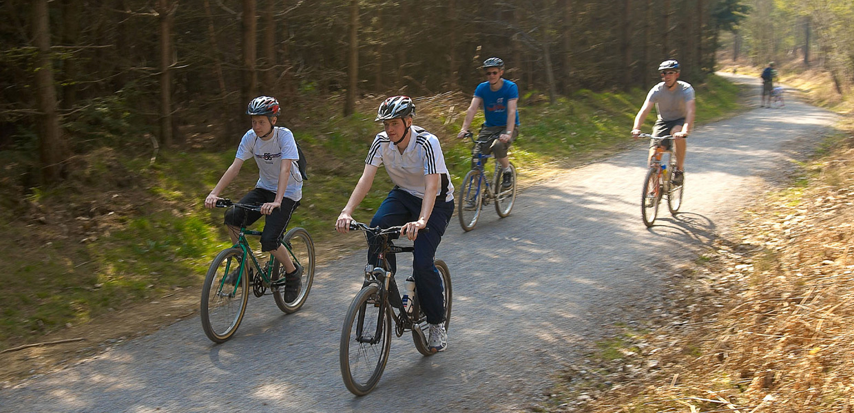 A Cycling holiday in Tunbridge Wells