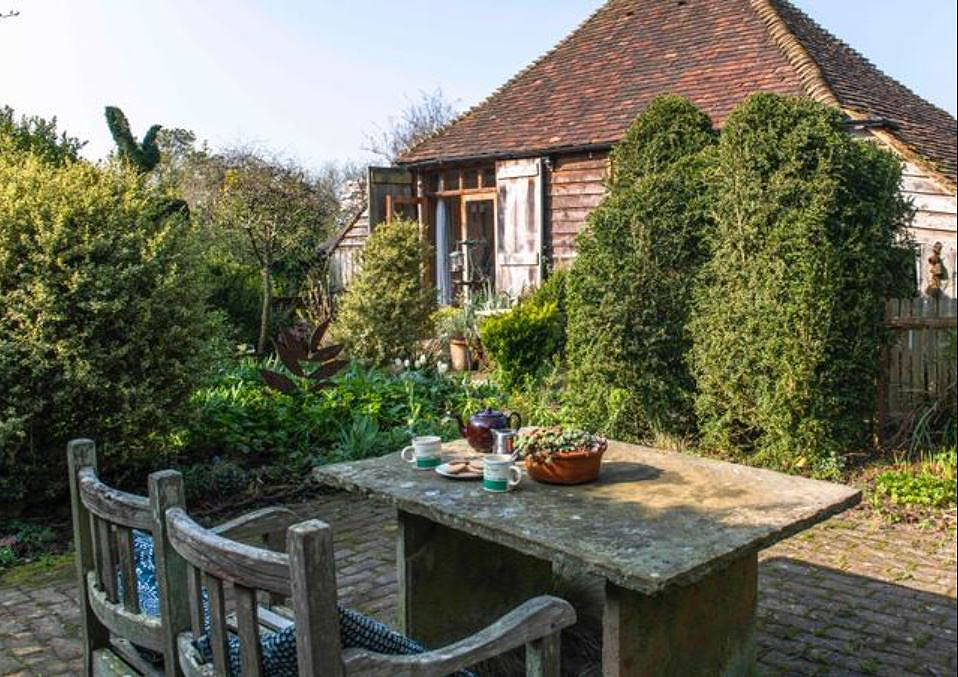 The Potting Shed holiday let, Benenden, Tunbridge Wells