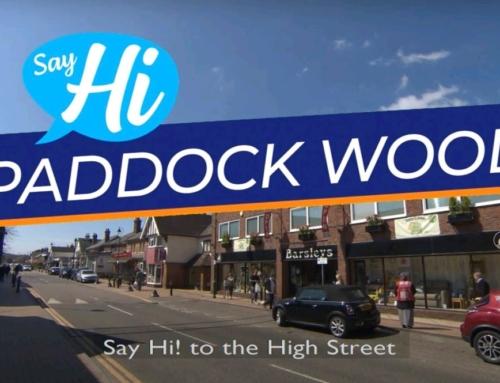 Say Hi Paddock Wood Treasure Hunt
