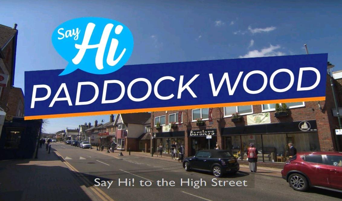 Say Hi Paddock Wood, Tunbridge Wells