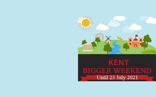 Bigger Kent Weekend