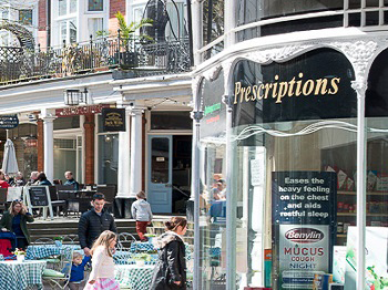 Imperial Pharmacy, Royal Tunbridge Wells