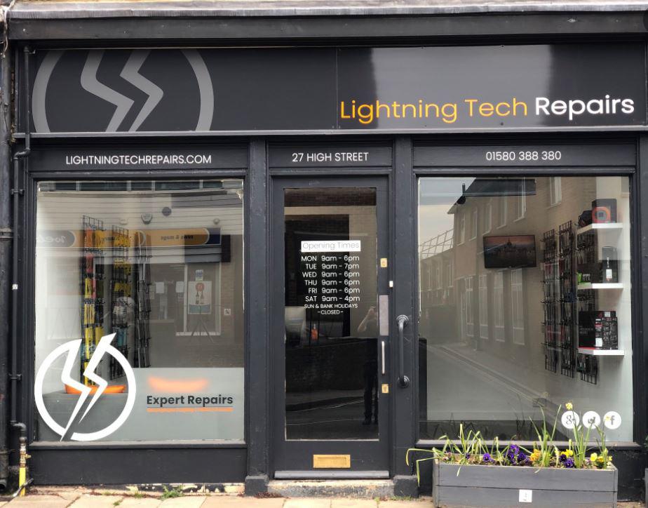 Lightning Tech Repairs, Cranbrook