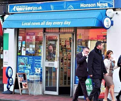 Monson News, Royal Tunbridge Wells