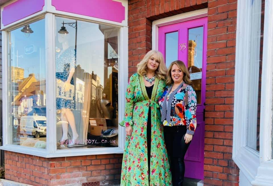 Odyl ladies fashion boutique, Cranbrook, Kent