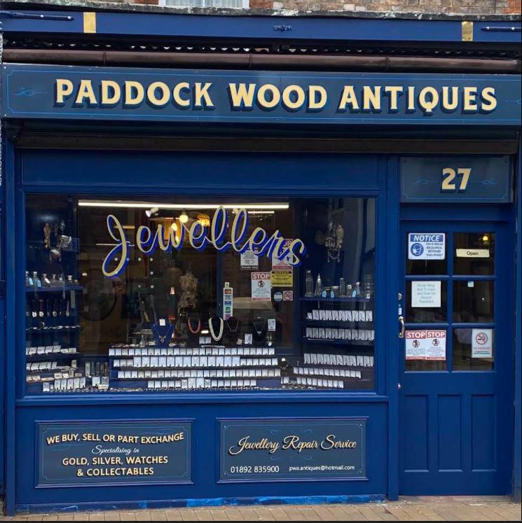 Paddock Wood Antiques, Tunbridge Wells