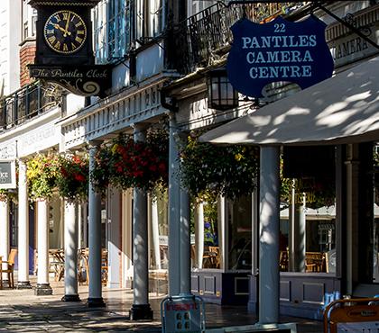 Pantiles Cameras, Royal Tunbridge Wells