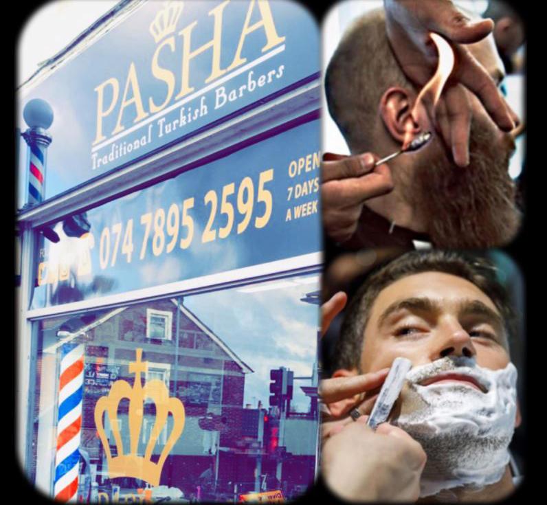 Pasha Barbers, Royal Tunbridge Wells