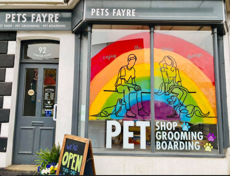 Pets Fayre, Southborough