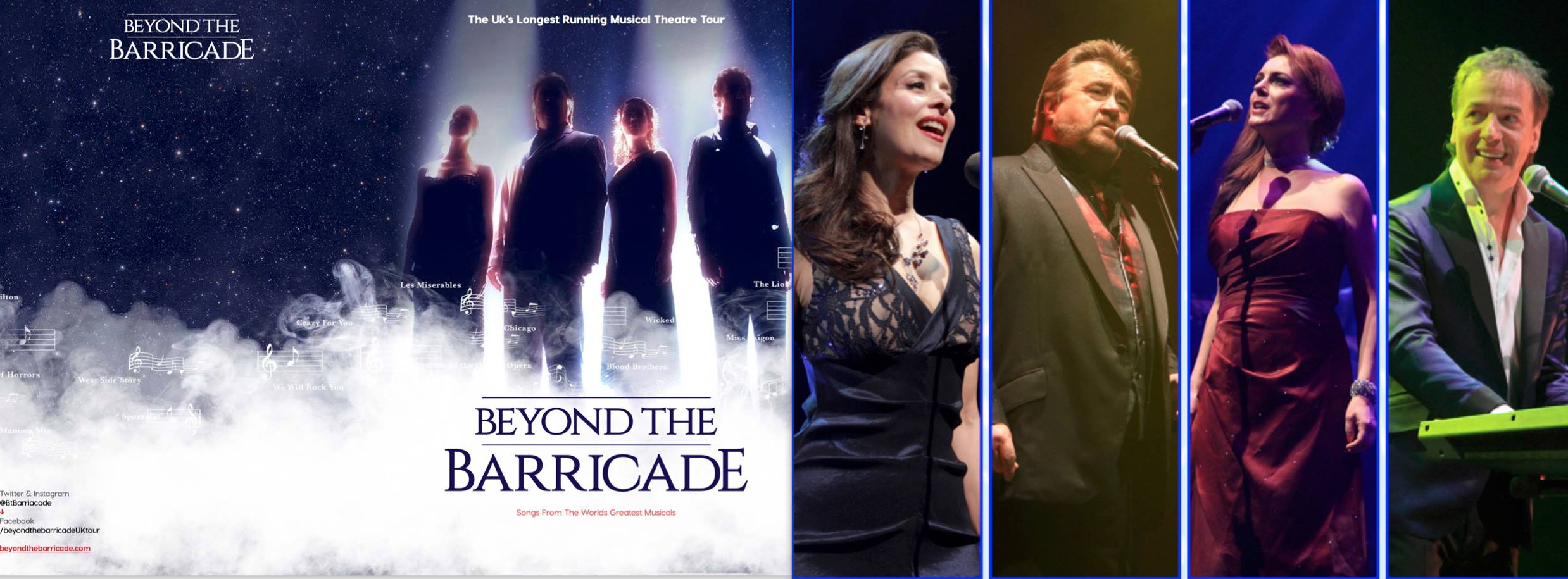 Image of Beyond The Barricade poster