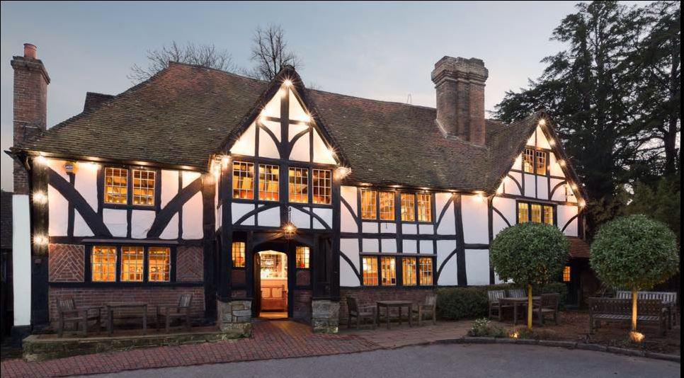 George and Dragon pub, Speldhurst