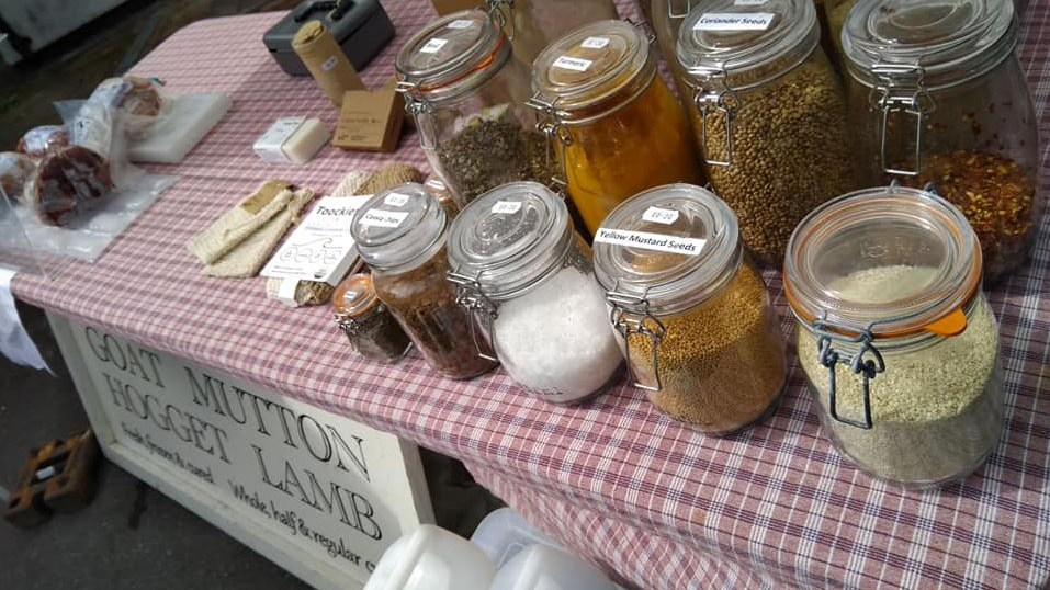 Hawkhurst Monthly Market in Kent