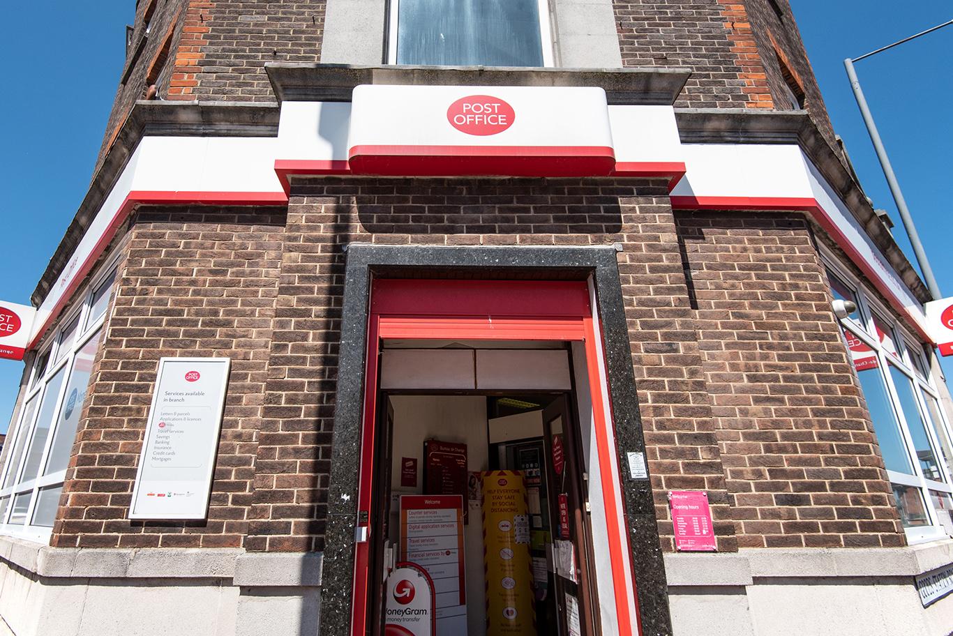 Royal Tunbridge Wells Main Post Office