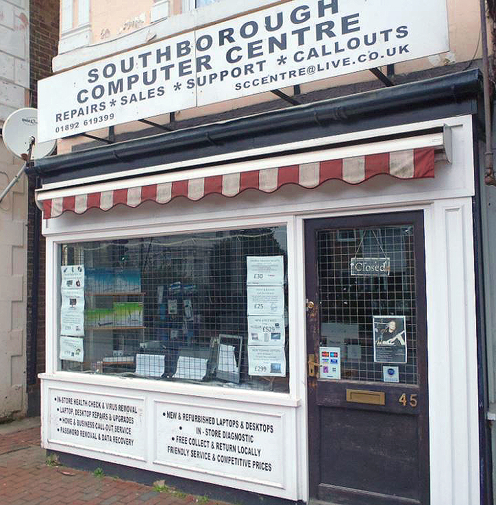 Southborough Computer Centre, near Tunbridge Wells