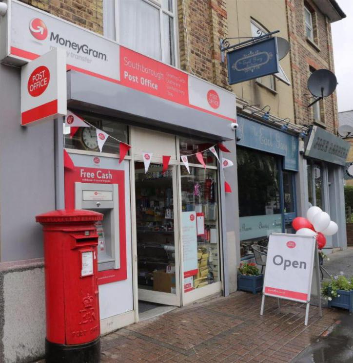 Southborough Post Office, near Tunbridge Wells