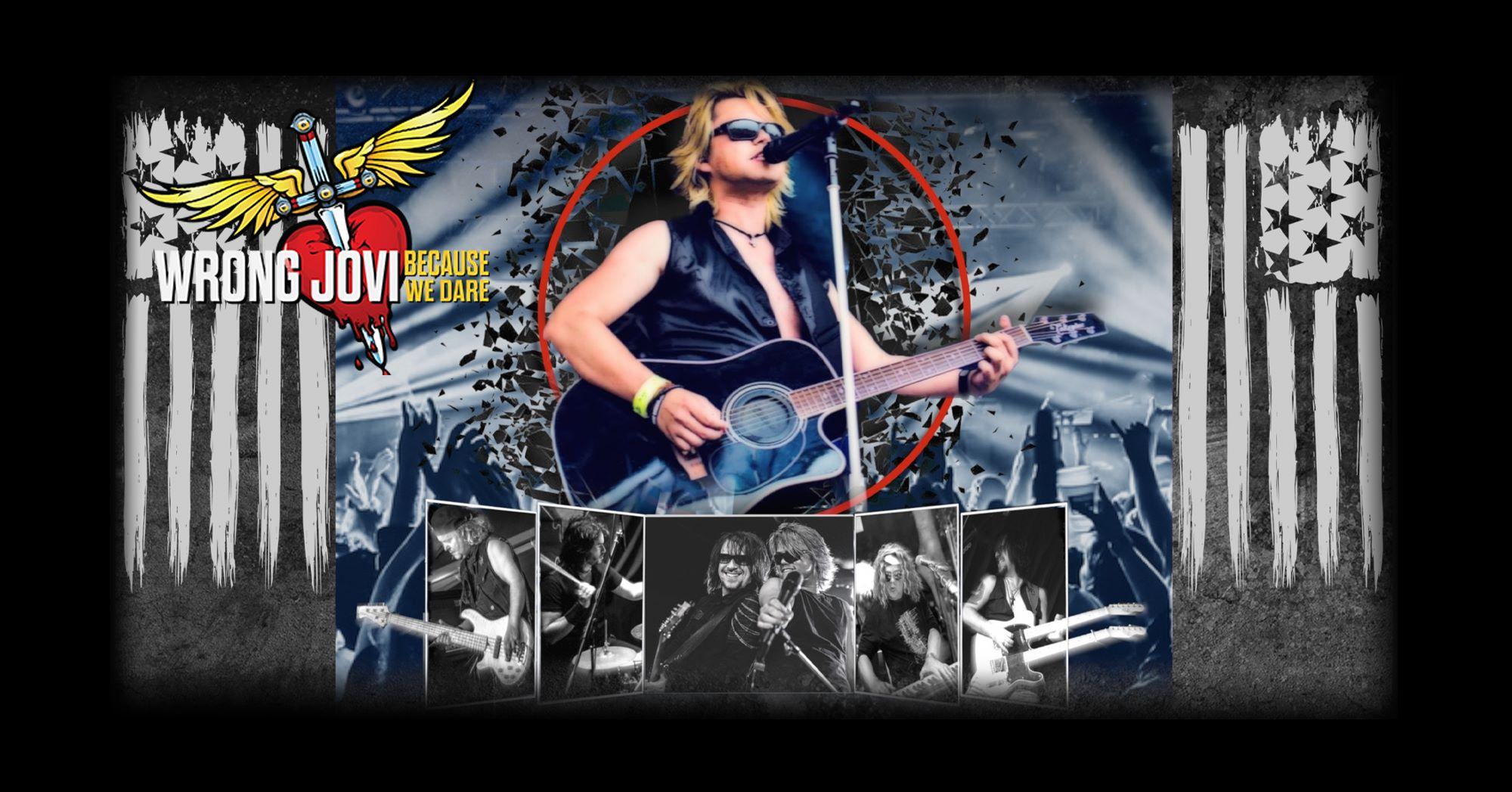 Image of Wrong Jovi poster
