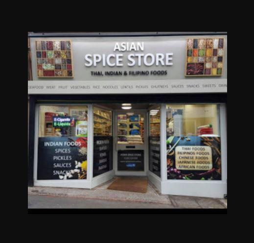 Asian Spice Store, Royal Tunbridge Wells