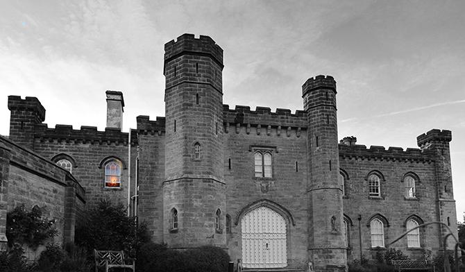 Chiddingstone Castle, Kent