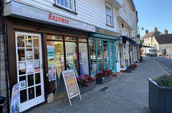 Stationery Express Cranbrook, Kent