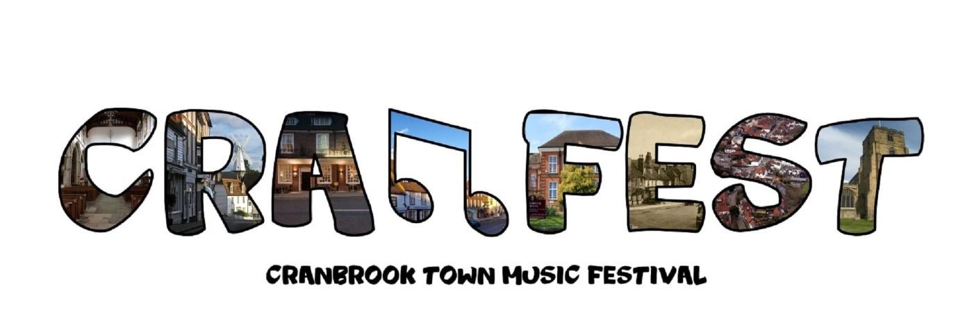 cranfest logo for Cranbrook town music festival