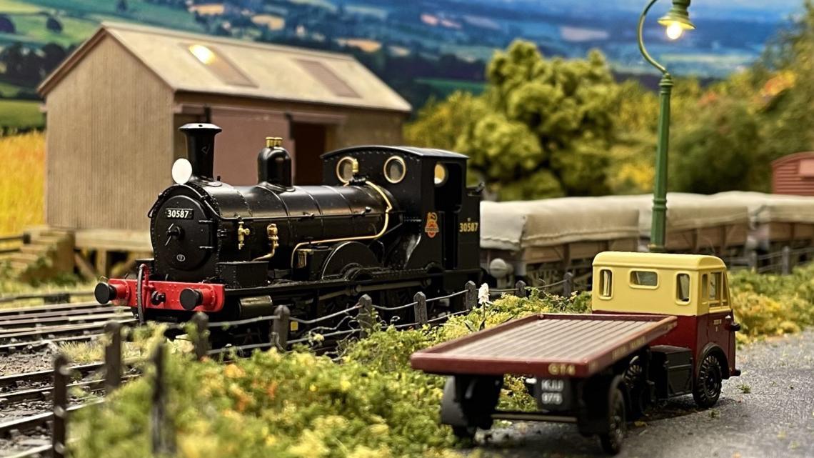 Model Railway at the Spa Valley Railway, Royal Tunbridge Wells