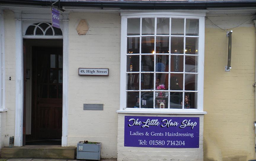 The Little Hair Shop