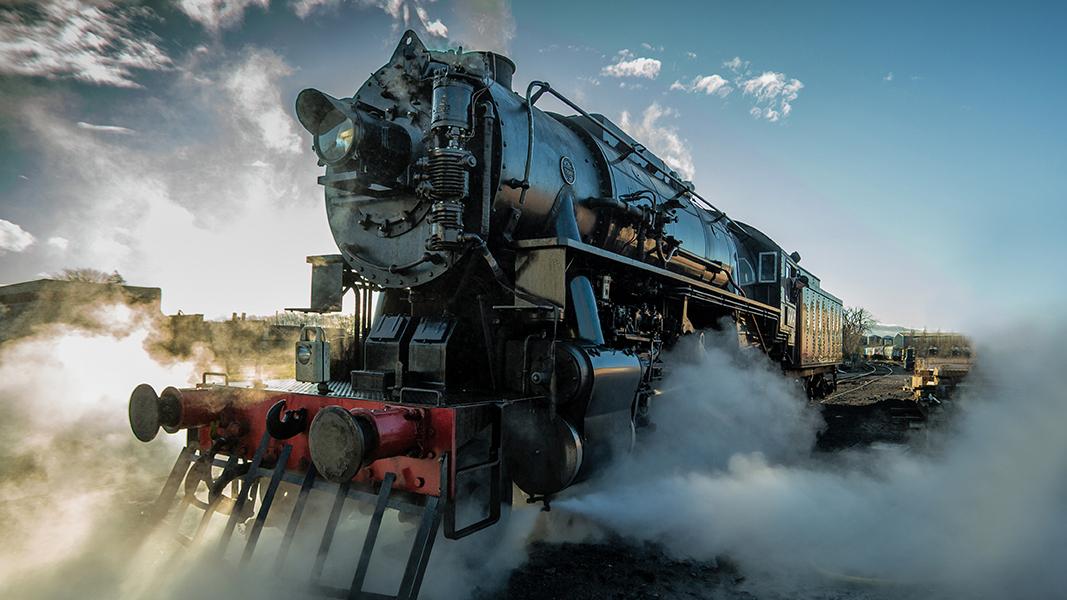 Polar ExpressTM Steam Train PNP Events Ltd at Spa Valley Railway