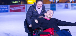 Ice skating in Tunbridge Wells