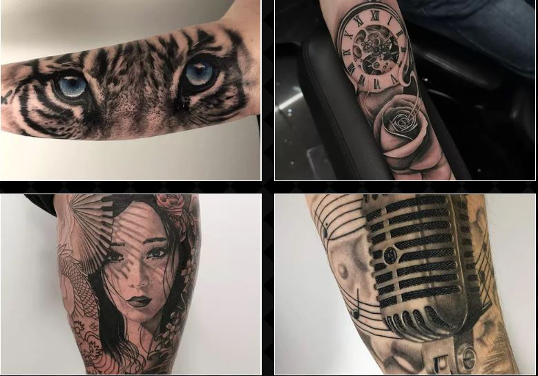 The Body Art Tattoo Studio